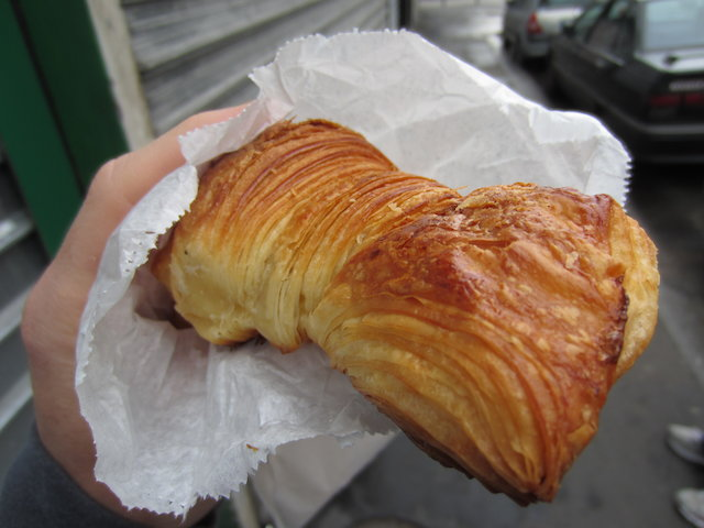 the best croissant I've ever had